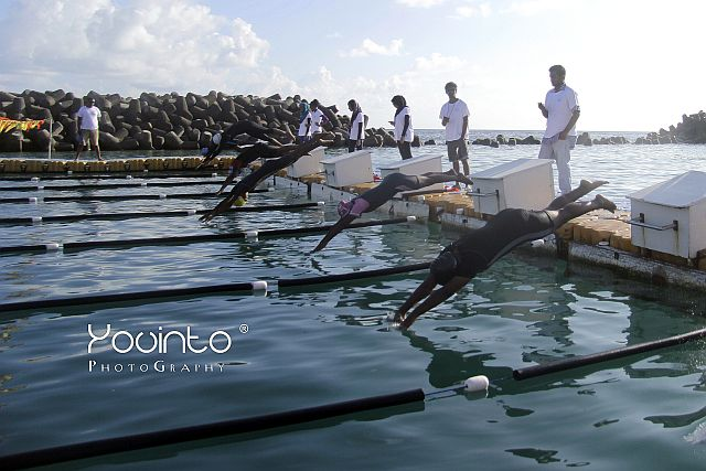 Sonee Sports 12th Inter School Swimming Competition