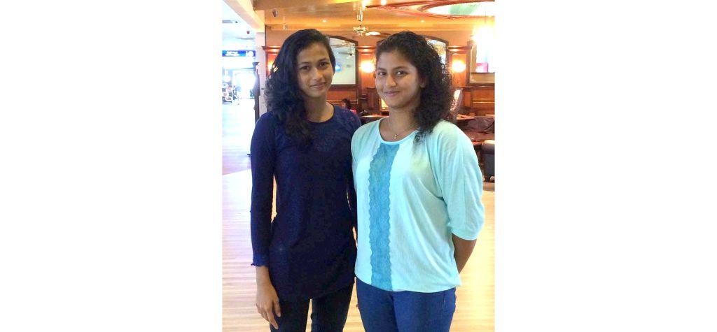 Shajan & Saajina Left to Thailand for Training