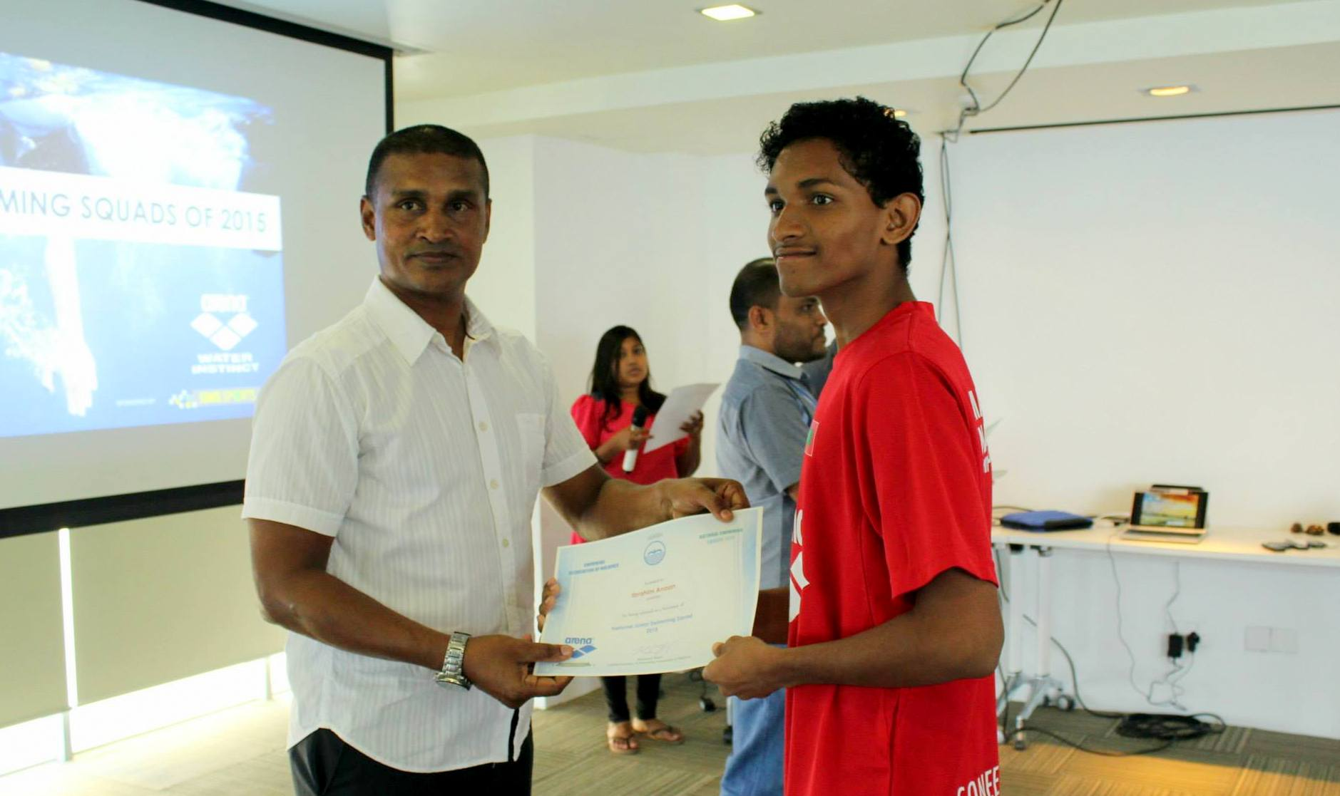 Anaan to Represent Maldives at the 9th Indian Ocean Island Games Youth Camp 2015