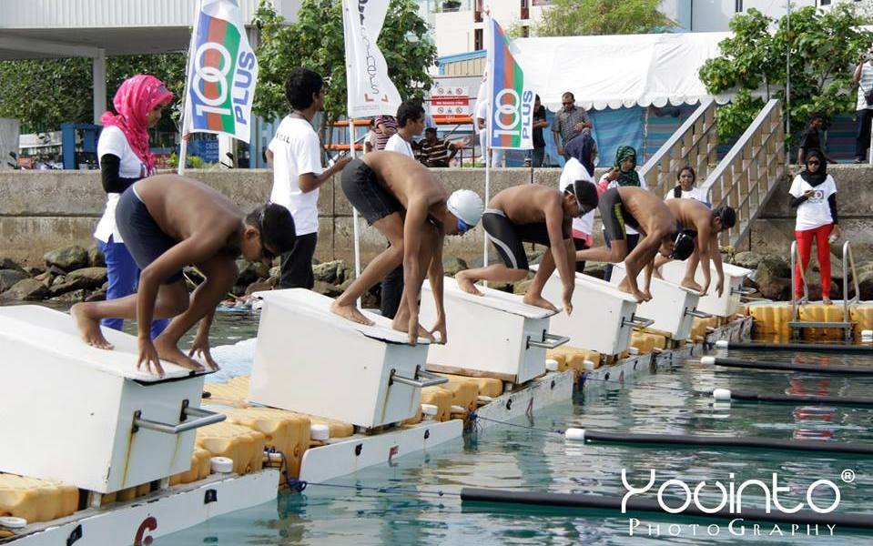 6th 100PLUS Swimmers Development Programme (SDP) Swimming Competition
