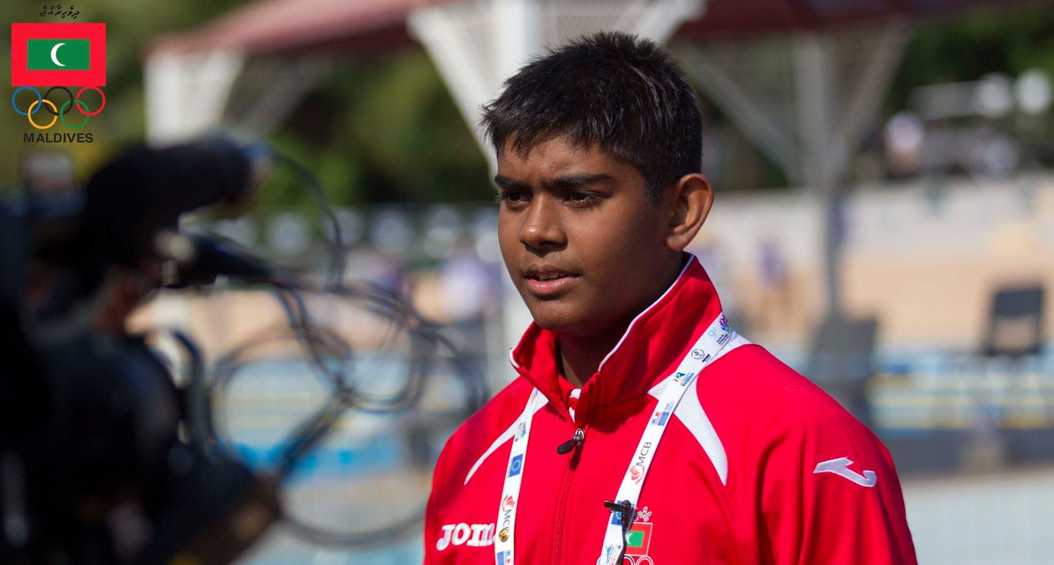 Ismail Muthasim Renews the National Record for 400m Freestyle