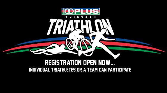 Opportunity to Participate in 100Plus Thinvaru Triathlon 2015