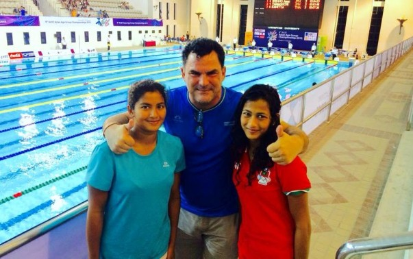 8th Asian Age Group Championships 2015