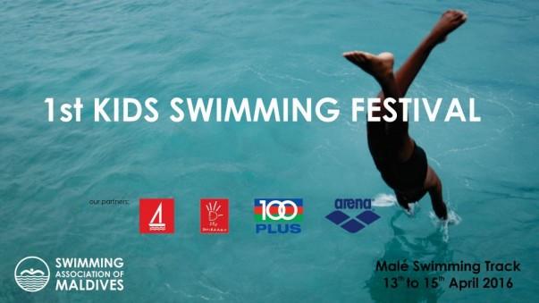 1st Kid's Swimming Festival 2016