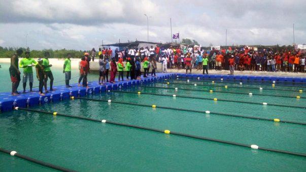 Addu City 3rd Inter School Swimming Competition 2017