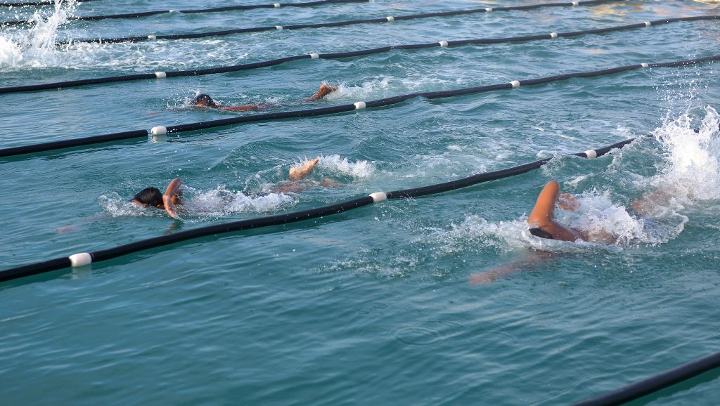 MACL Addu City 4th Inter School Swimming Competition