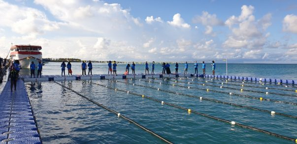 MACL 5th Addu City Inter School Swimming Competition