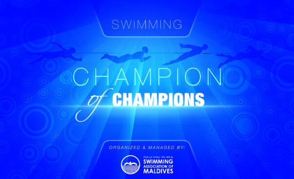 Maldives Swimming: Champion of Champions 2021